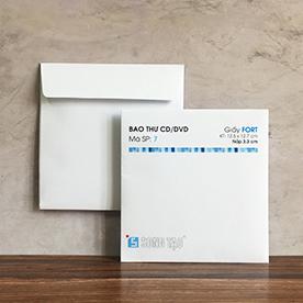 Bao thư - cd - dvd - bao cd - đĩa - đĩa cd - phong bì - envelop