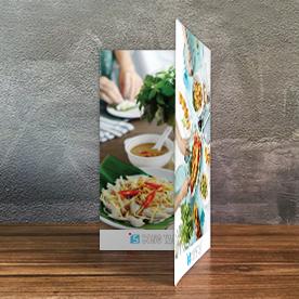 Menu - menu giá rẻ - menu rẻ đẹp - in menu - thực đơn - menu lò xo