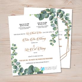 Thiệp - Thiệp cưới - Thiệp cưới đẹp - Thiệp cưới giá rẻ - Thiệp cưới rẻ đẹp