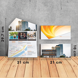 Tờ rơi - tờ gấp - Leaflet - Brochure - In tờ rơi - in brochure - in leaflet