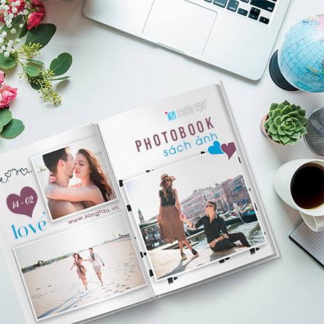 Photobook - In photobook - Mẫu photobook