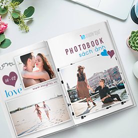 Photobook - In photobook khổ - photobook đẹp - in photobook giá rẻ - in photobook