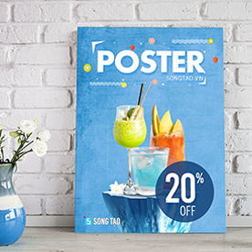Poster - in poster - banner - in banner - poster quảng cáo - banner quảng cáo - poster giá rẻ