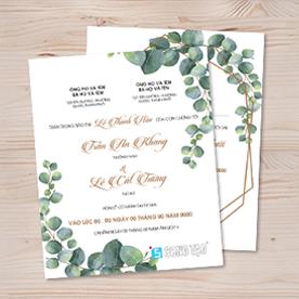Thiệp cưới - in thiệp cưới - thiệp - in thiệp cưới giá rẻ - thiết kế - in thiệp giá rẻ - thiệp chúc mừng