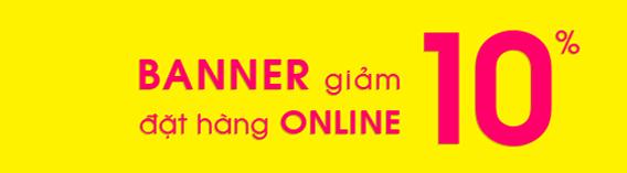 Banner - in banner giá rẻ - in ấn banner