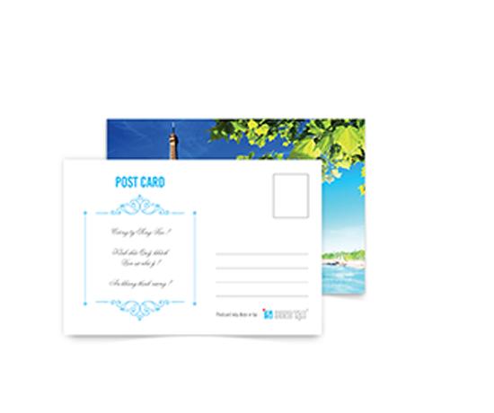 Bưu ảnh - công ty in postcard
