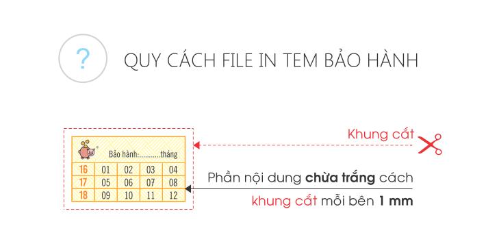 tem bao hanh