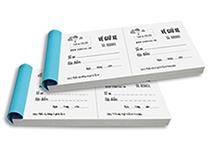 in ấn Vé giữ xe (25) giá rẻ