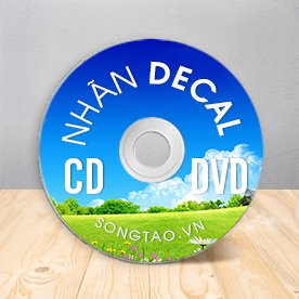 Nhãn - CD - Nhãn CD - DVD - in nhãn CD - in nhãn - đĩa CD - đĩa DVD